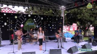 NASI CAMPUR live at the goMAD festival -Rooftop