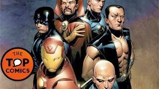 El equipo secreto de Marvel: Los Illuminati