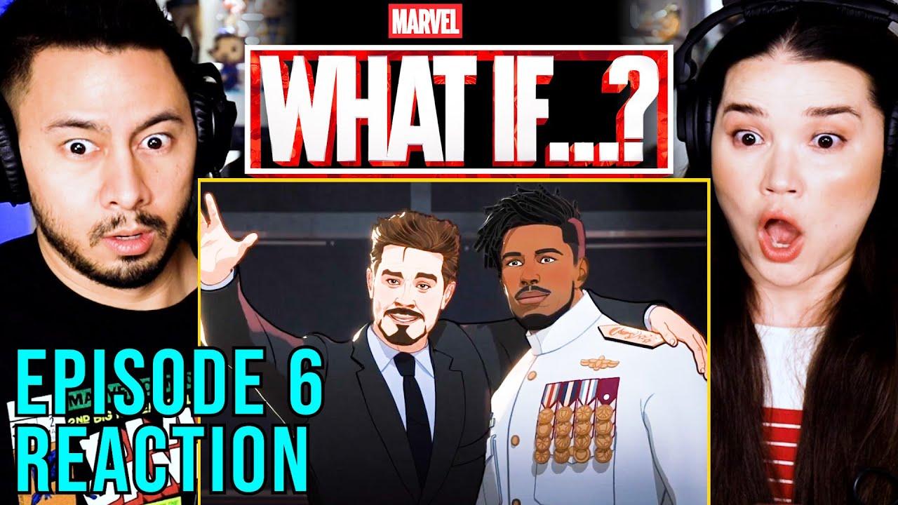 Download MARVEL WHAT IF EPISODE 6 Reaction | 1x06 Spoiler Review & Breakdown