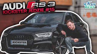 Audi RS 3 - Kickster jedzie #23