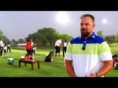 EGF developing golf at grass roots level with help of DP World