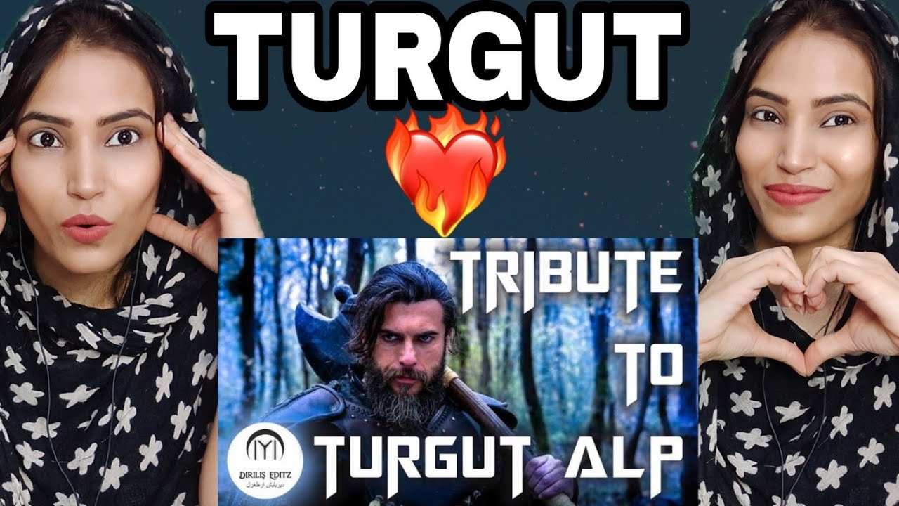 Download Indian React on Tribute To Turgut Alp | Turgut Alp | Ertugrul Ghazi | Dirilis Ertugrul |DirilisEdits
