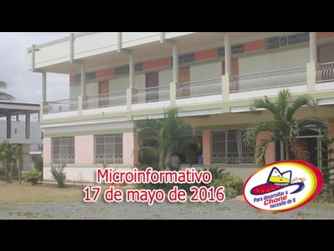 Microinformativo 17 mayo 2016