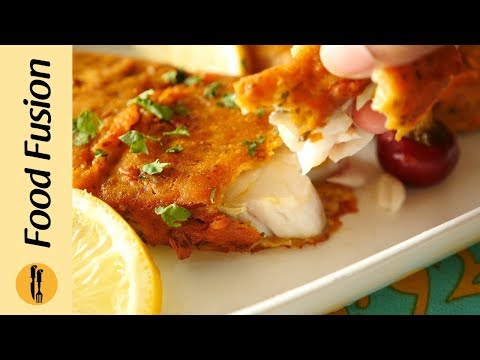 Lahori Fish Fry Recipe By Food Fusion