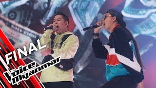 Snare: 39 Bite Pu / Pyit Sote Pan  (Snare)   Final - The Voice Myanmar 2019