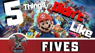 5 Things We DIDN