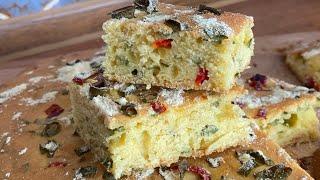 Кукурузный хлеб без дрожжей Mexican cornbread recipe