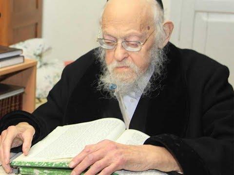 מפליא!!! הרב יוסף שלום אליישיב - הרב אילן ויצמן