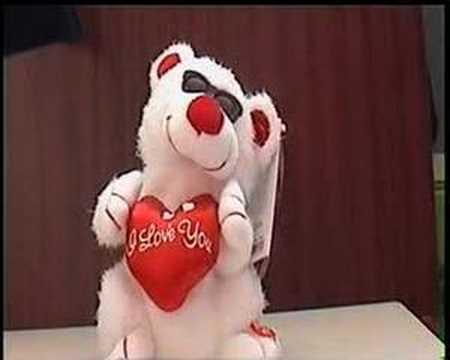 Dancing & Singing Toy Bear