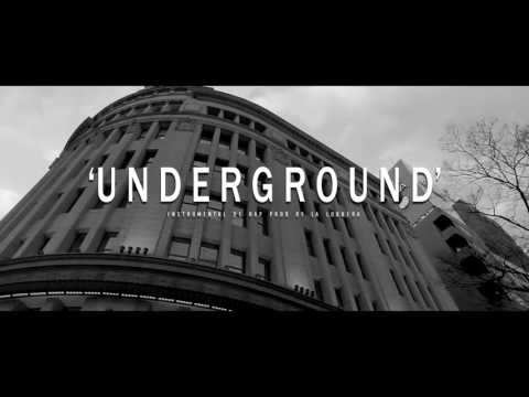 UNDERGROUND – INSTRUMENTAL DE RAP USO LIBRE (PROD BY LA LOQUERA 2017)