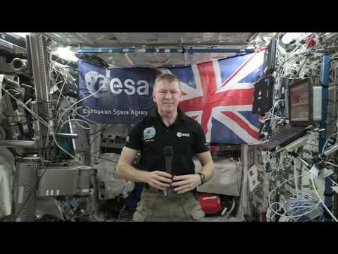 British Astronaut Recaps Mission Aboard the Space Station