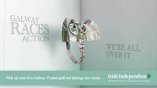 Galway Races Action? We're all over it.