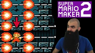 This Level Insulted Me - Mario Maker 2: No Skip Endless Super Expert #24