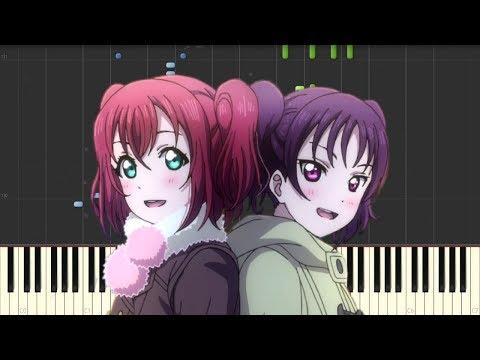 【ラブライブ!サンシャイン!! 2期 第9話 挿入歌】「Awaken the power」をアレンジしてみた【ピアノ】