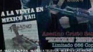 "Asesino - ""Regresando Odio"" (Lyrics)"