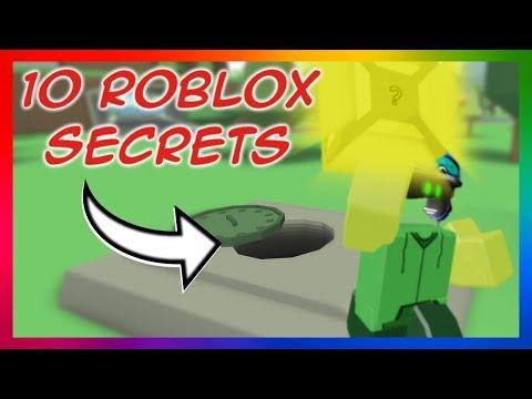 10 Secrets in ROBLOX Games 6