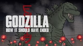 Repeat youtube video How Godzilla Should Have Ended