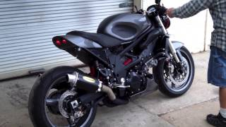 1997 Suzuki TL1000S Street Brawler Build Fired-Up