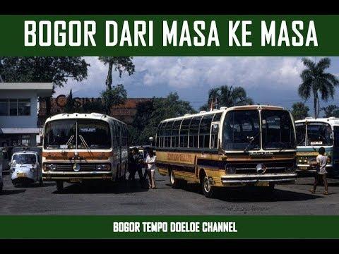 Foto Bogor dari masa ke masa