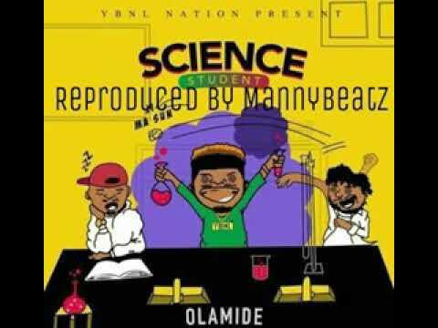 Olamide - Science Student Instrumental