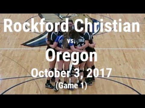 Rockford Christian vs. Oregon (Game 1)