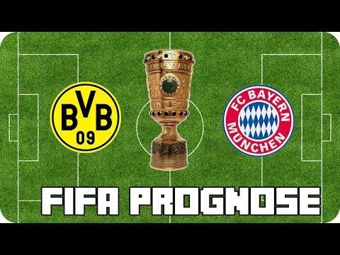 Borussia Dortmund vs. FC Bayern München - DFB Pokalfinale - Fifa Prognose - 2014