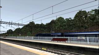 Train Simulator 2013   HST Passing Ealing Broadway