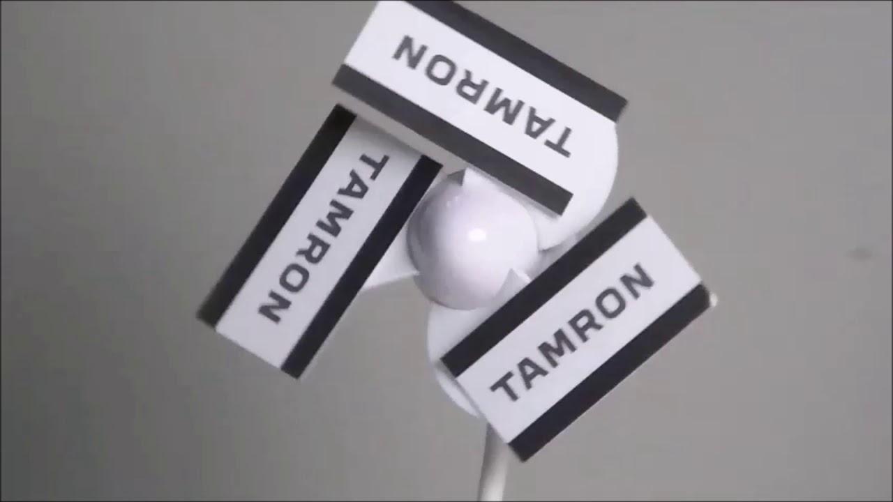 30X-zoom TAMRON Global Shutter Type Camera Module