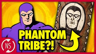 Why Is THE PHANTOM Painted On Tribal Art?!? | Comic Misconceptions