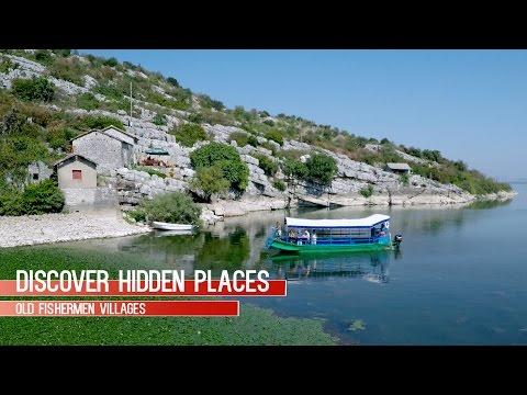 Montenegro | Lake Skadar Boat Cruise | Video | Apartments UTJEHA.ME