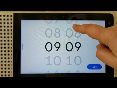 New alarm UI and sunrise alarms on Google Assistant smart displays