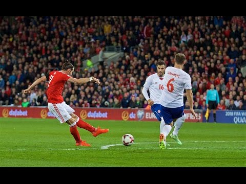 WALES 1-1 SERBIA - 2018 FIFA WORLD CUP QUALIFIER