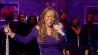 Mariah Carey - I Wanna Know What Love Is - Live On Alan Carr