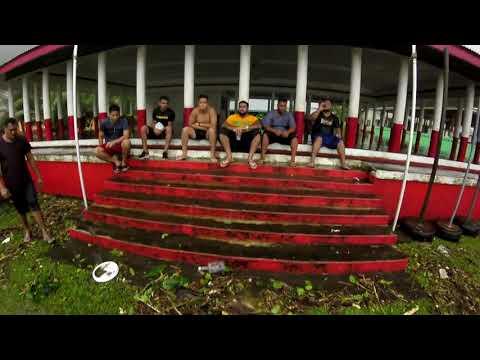 Hurricane Gita - Fagasa, American Samoa
