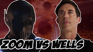 The Flash Season 2 Episode 5 Trailer Breakdown! - Zoom vs Harrison Wells