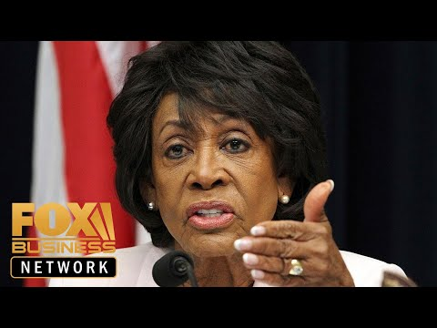 Maxine Waters grills