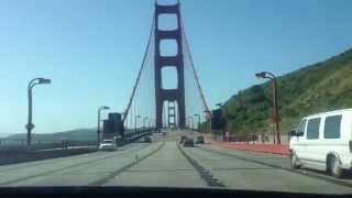 Golden Gate Bridge To The Tri Star Card Show...