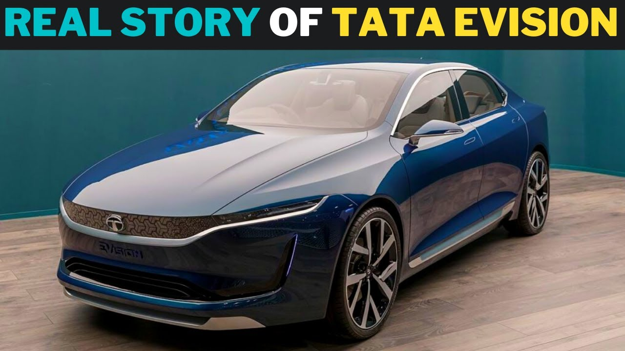 Real Story of Tata EVision Electric Car Launch in India