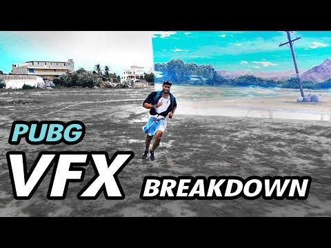 VFX Breakdown | Vera Level PUBG 2