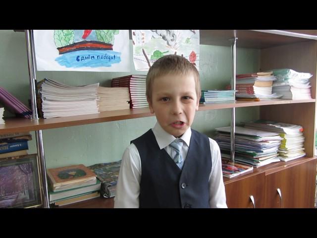 Изображение предпросмотра прочтения – АртёмБорисов читает произведение «Баллада о маленьком человеке» Р.И.Рождественского