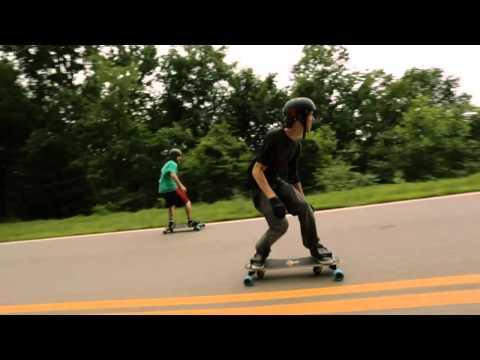 Sweet Virginia - Freebord East Coast Ride 2013