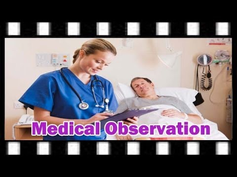 Observation vs. ER Charge Medical Coding