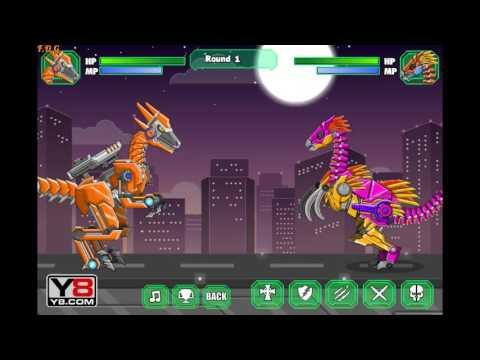 Toy War Robot Therizinosaurus (Роботы динозавры Теризинозавр)
