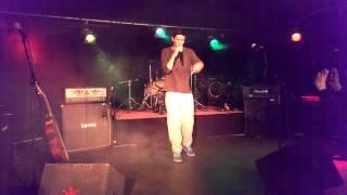 DragoDee - Mockingbird (Eminem cover)(Live på Musikhuset Oden)