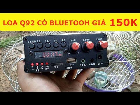 Loa Q92 đã Có Thiết Bị Hỗ Trợ Bluetooth Giá 150k LH 0862 810 262