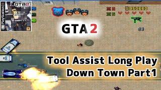 (TAS)GTA2 Tool Assist Long Play Part01