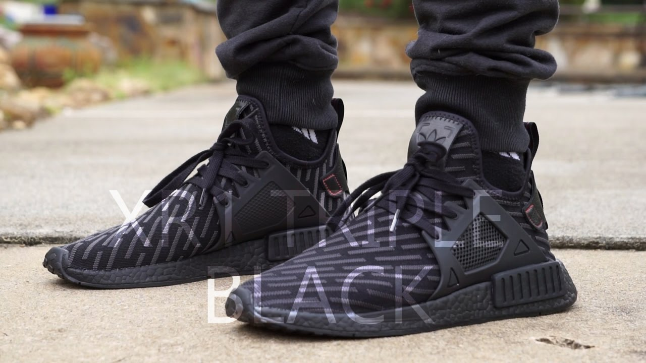 adidas NMD Xr1 PK Primeknit Light Granite Grey S32218