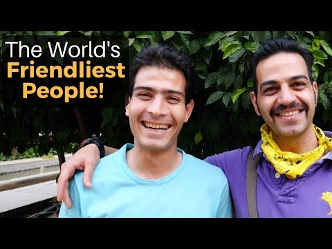 The World's FRIENDLIEST People! (IRAN)