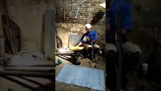 Trik memasang gasbul pd knalpot kolong RX-King