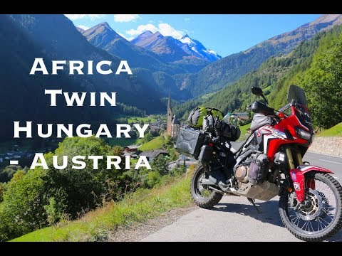 55 - I'm Baaack.. with my Africa Twin